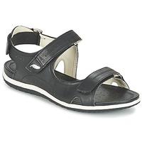 Încăltăminte Femei Sandale sport Geox D SAND.VEGA A Negru