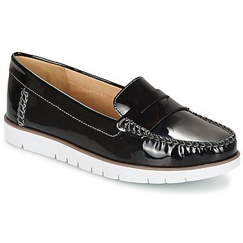 Pantofi Femei Pantofi Derby Geox D KOOKEAN F Negru
