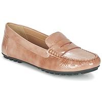 Pantofi Femei Mocasini Geox D LEELYAN B Bej