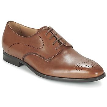 Încăltăminte Bărbați Pantofi Derby Geox U NEW LIFE A Maro