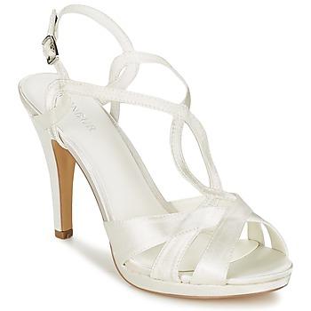 Pantofi Femei Sandale  Menbur AMPARO Crem