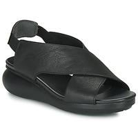 Pantofi Femei Sandale și Sandale cu talpă  joasă Camper BALLOON Negru