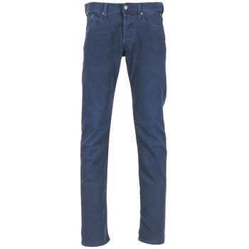 Îmbracaminte Bărbați Jeans drepti Replay WAITOM Bleumarin