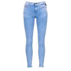 Îmbracaminte Femei Jeans  3/4 & 7/8 Replay JOI Albastru / Medium