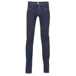 Îmbracaminte Bărbați Jeans slim Replay WOUAPO Albastru / Brut