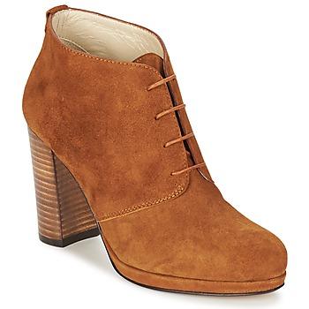 Pantofi Femei Botine Betty London PANAY Camel