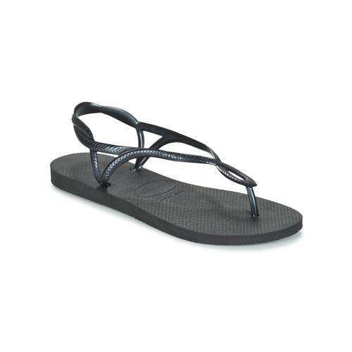 Pantofi Femei  Flip-Flops Havaianas LUNA Negru