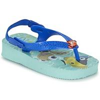 Pantofi Copii  Flip-Flops Havaianas BABY DISNEY CUTIES Albastru / Glacier