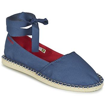 Pantofi Femei Espadrile Havaianas ORIGINE SLIM Albastru