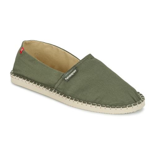 Pantofi Espadrile Havaianas ORIGINE III Verde