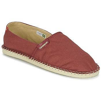 Pantofi Espadrile Havaianas ORIGINE III Roșu