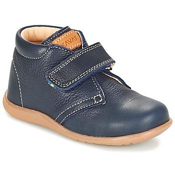 Pantofi Copii Ghete Kavat HAMMAR Albastru / Culoare închisă