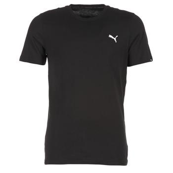 Îmbracaminte Bărbați Tricouri mânecă scurtă Puma ESS TEE Negru