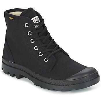 Pantofi Ghete Palladium PAMPA HI ORIG U Negru
