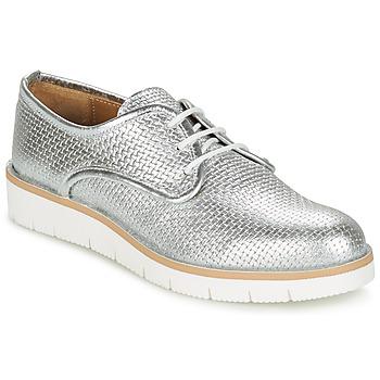 Pantofi Femei Pantofi Derby Sweet Lemon NIKOLI Argintiu
