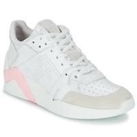 Încăltăminte Femei Pantofi sport stil gheata Serafini CHICAGO Alb / Roz