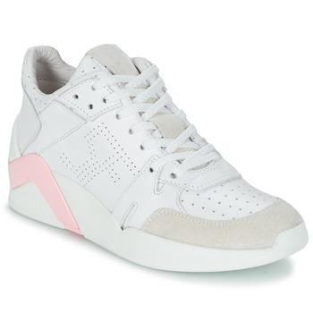 Pantofi Femei Pantofi sport stil gheata Serafini CHICAGO Alb / Roz