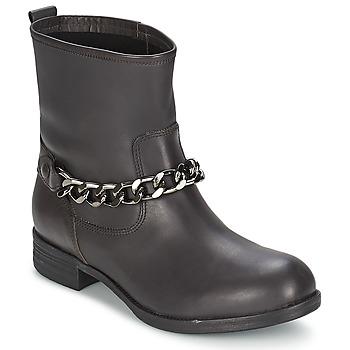 Pantofi Femei Ghete Bocage MOANNA Gri
