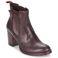 Pantofi Femei Botine Liebeskind NAPOLI Roșu / Negru