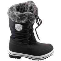 Pantofi Femei Cizme Elementerre Pooley Noir Negru