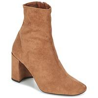 Pantofi Femei Botine Jeffrey Campbell CIENEGA Camel