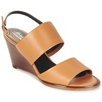 Pantofi Femei Sandale și Sandale cu talpă  joasă Robert Clergerie GUMI Maro