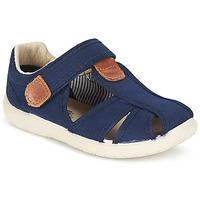 Pantofi Băieți Sandale  Citrouille et Compagnie GUNCAL Bleumarin