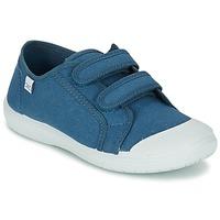 Pantofi Fete Pantofi sport Casual Citrouille et Compagnie GLASSIA Albastru