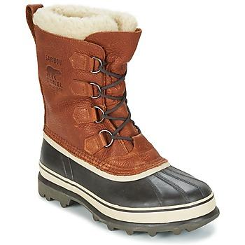 Pantofi Bărbați Cizme de zapadă Sorel CARIBOU WL Tabac