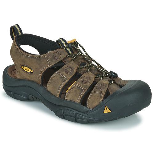 Pantofi Bărbați Sandale sport Keen NEWPORT Maro