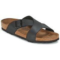 Încăltăminte Bărbați Papuci de vară Birkenstock TUNIS Negru