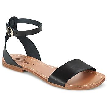 Pantofi Femei Sandale și Sandale cu talpă  joasă Betty London GIMY Negru