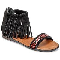 Pantofi Femei Sandale  Minnetonka MOROCCO Negru