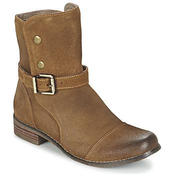 Pantofi Femei Ghete Kdopa  Camel