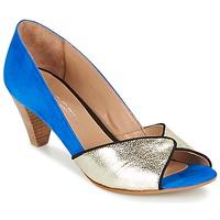 Încăltăminte Femei Pantofi cu toc Betty London GABYN Albastru / Auriu