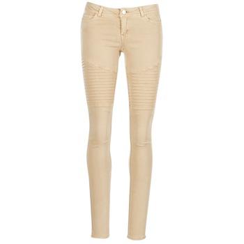 Îmbracaminte Femei Pantalon 5 buzunare Noisy May EVE Bej