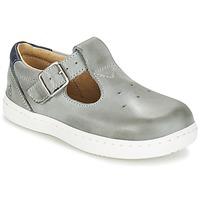 Pantofi Băieți Sandale și Sandale cu talpă  joasă Citrouille et Compagnie GALCO Gri