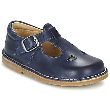 Pantofi Copii Balerin și Balerini cu curea Citrouille et Compagnie GLARCO Albastru