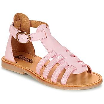 Pantofi Fete Sandale  Citrouille et Compagnie JASMA Roz