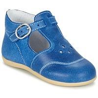 Încăltăminte Băieți Sandale și Sandale cu talpă  joasă Citrouille et Compagnie GODOLO Albastru