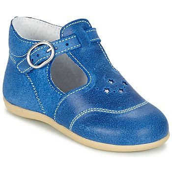 Pantofi Băieți Sandale și Sandale cu talpă  joasă Citrouille et Compagnie GODOLO Albastru