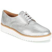 Pantofi Femei Pantofi Derby Casual Attitude GEGE Argintiu