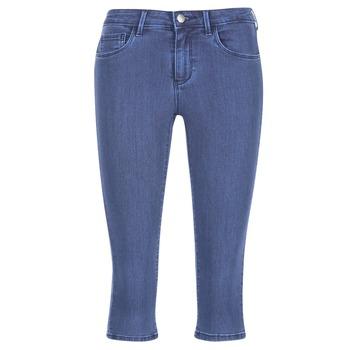 Îmbracaminte Femei Pantaloni trei sferturi Only RAIN KNICKERS Albastru / Medium