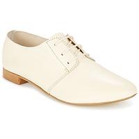 Pantofi Femei Pantofi Derby Betty London GERY Alb