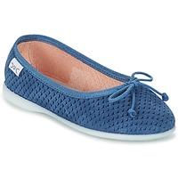 Pantofi Fete Balerin și Balerini cu curea Citrouille et Compagnie GERRAGO Albastru