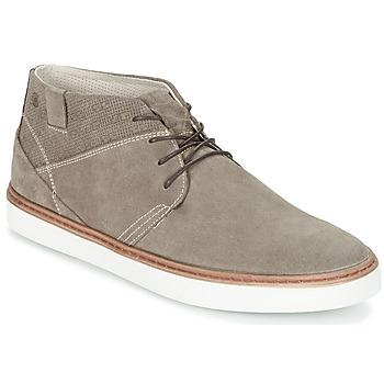 Pantofi Bărbați Ghete Casual Attitude GEROM Taupe