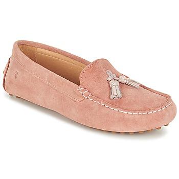 Pantofi Femei Mocasini Casual Attitude GATO Roz