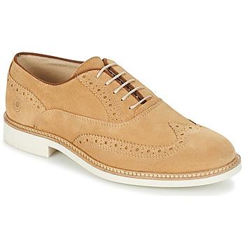 Pantofi Bărbați Pantofi Derby Casual Attitude GIPIJE Bej / Galben
