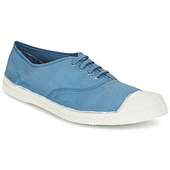 Pantofi Bărbați Pantofi sport Casual Bensimon TENNIS LACET Albastru