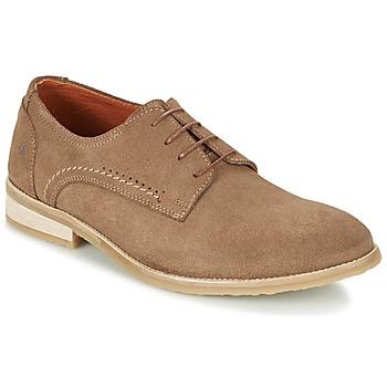 Pantofi Bărbați Pantofi Derby Carlington GRAO Maro